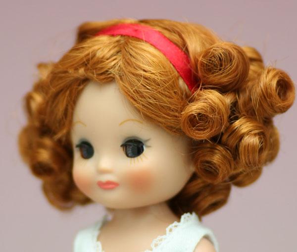 2008ベーシック・タイニー・ベッツィー・・レッドヘッド 2008 Basic Tiny Betsy Redhead
