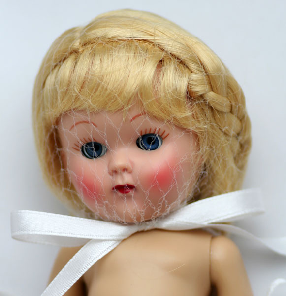 ドレス・ミー・ブロンド Dress Me Blonde 8VD01 Open Vintage Ginny (Vouge Doll) 2008