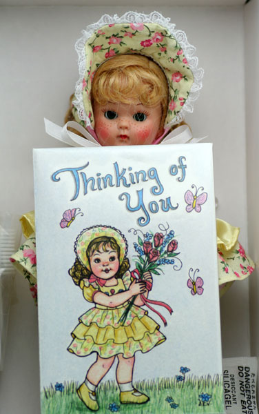 シンキング・オブ・ユーThinking of You 9SL084 Vintage Ginny (Vouge Doll)