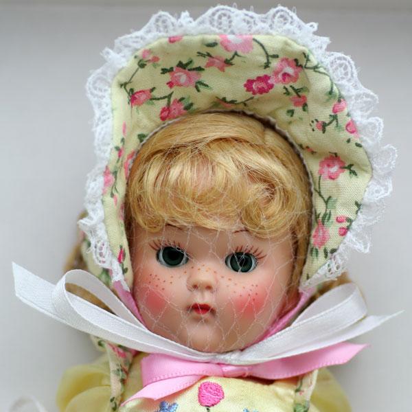 シンキング・オブ・ユーThinking of You 9SL084 Vintage Ginny (Vouge Doll)