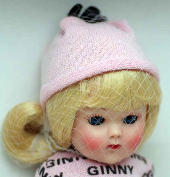 レイン・オア・シャイン、ブロンド For Rain or Shine-Blonde Vintage Ginny (Vouge Doll)