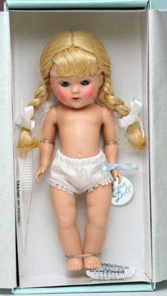 ビンテージ・ドレスミー・ブロンド Vintage Ginny (Vouge Doll)