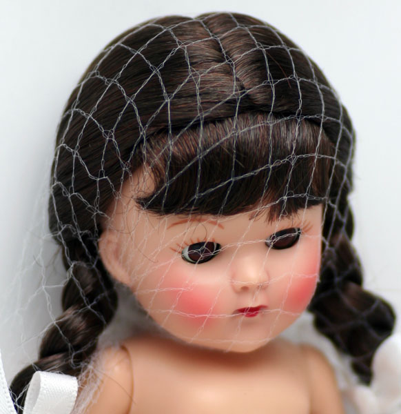 ビンテージ・ドレスミー・ブルネット Vintage Dress Me Brunette Vintage Ginny (Vouge Doll)