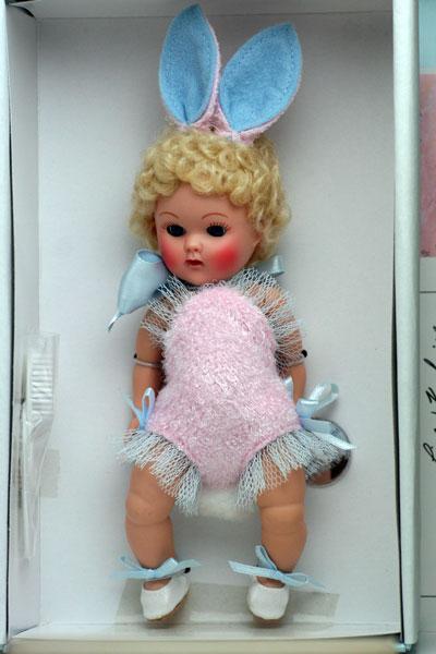 クリブ・クラウド・バニー・ピンク Crib Crowd Bunny Pink Vintage Ginny (Vouge Doll)