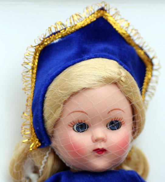 ローラー・スケーター Roller Skater #47 Vintage Ginny (Vouge Doll)