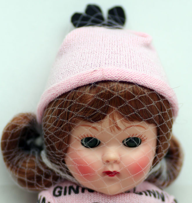 レイン・オア・シャイン、オバーン For Rain or Shine-Auburn Vintage Ginny (Vouge Doll)