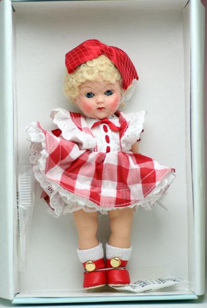 バーバラ・アン Barbara Ann Vintage Ginny (Vouge Doll)