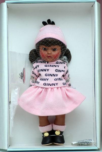 レイン・オア・シャイン、アフリカン・アメリカン For Rain or Shine-African American Vintage Ginny (Vouge Doll)