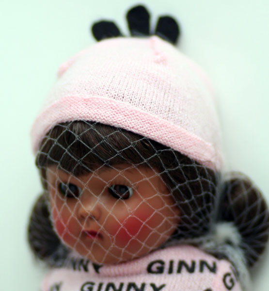 レイン・オア・シャイン、ブロンド For Rain or Shine-African American Vintage Ginny (Vouge Doll)