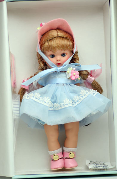 ブルー・ベル Blue Bell Vintage Ginny (Vouge Doll)