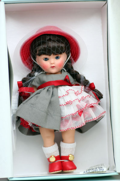 キャンディ・イズ・ダンディー Candy is Dandy Vintage Ginny (Vouge Doll)