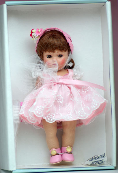 ローズバッド Rose Buds Vintage Ginny (Vouge Doll)