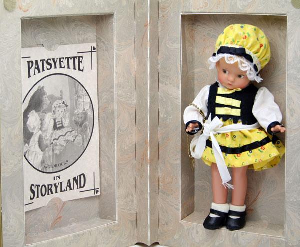 ゴルディロックス Patsyette Goldilocks EFFANBEE