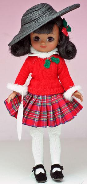 Tiny Betsy McCall、Tiny Ann Estelle 兼用ファッショナブル・ピクチャー・ハット(ホワイト)
