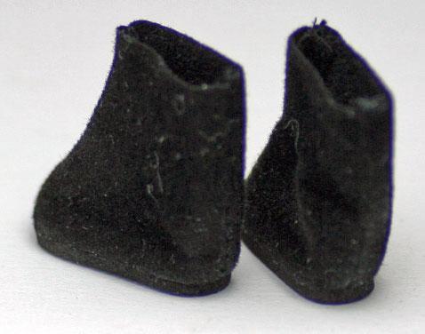 ショート・ブーツ単品(ブラック)