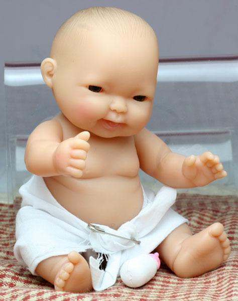 Berenguer ベレンゲールの5インチ赤ちゃん (その3)