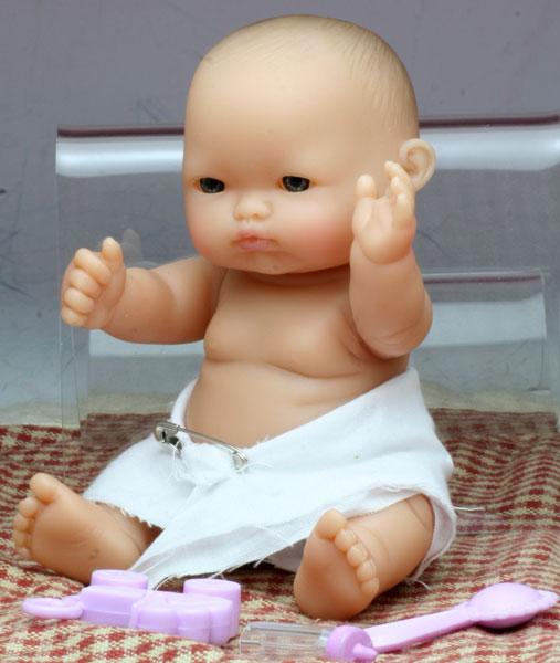 Berenguer ベレンゲールの5インチ赤ちゃん (その4)