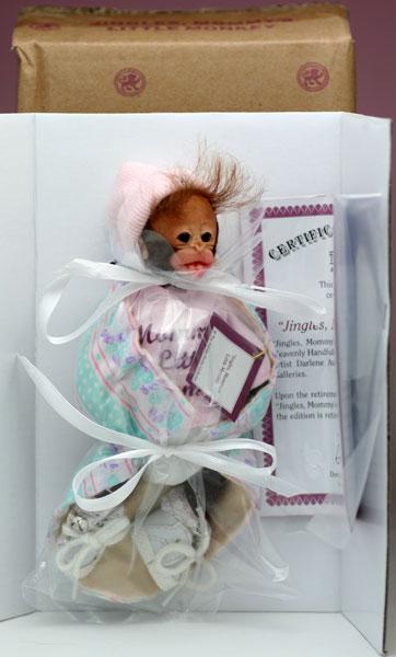 Jingles Little Monkey ジングルズ・リトル・モンキー
