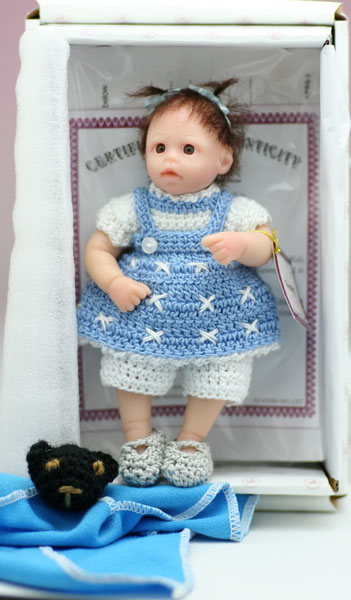 Dorothy ドロシー 5インチ女の子 アシュトン・ドレイク