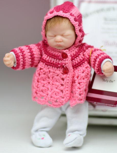 ベビー・エム Baby EM 5インチ女の子 アシュトン・ドレイク The Heavenly Handfuls