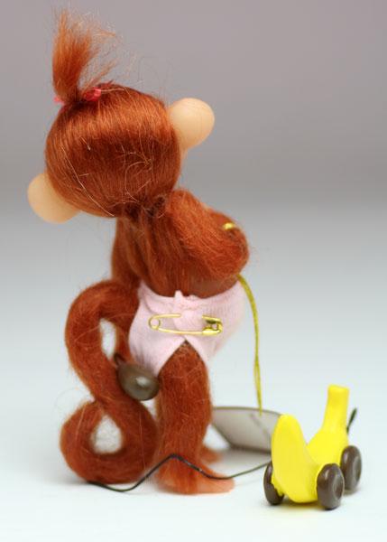 Monkey Toddles モンキー・タドルズ 11cm 931-002