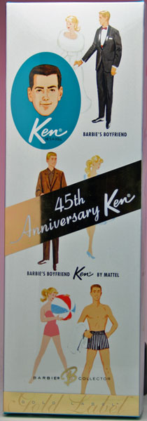 BARBIE 45周年アニバーサリー・ケン
