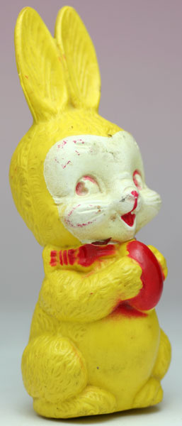 黄色いウサギ IRWIN社