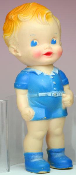 ブルーの男の子1 サン/ラバー社 THE SUN RUBBER CO.