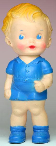 ブルーの男の子2 サンラバー社 THE SUN RUBBER CO.