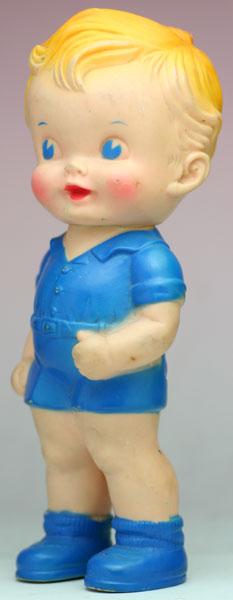 ブルーの男の子2 サン・ラバー社 THE SUN RUBBER CO.