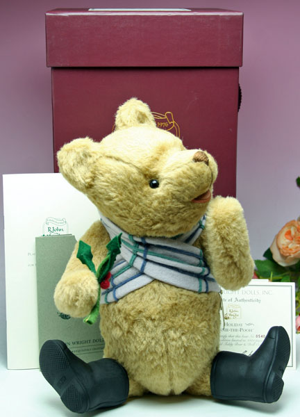 ホリデイ・ウィニー・ザ・プー Holiday Winnie The Pooh