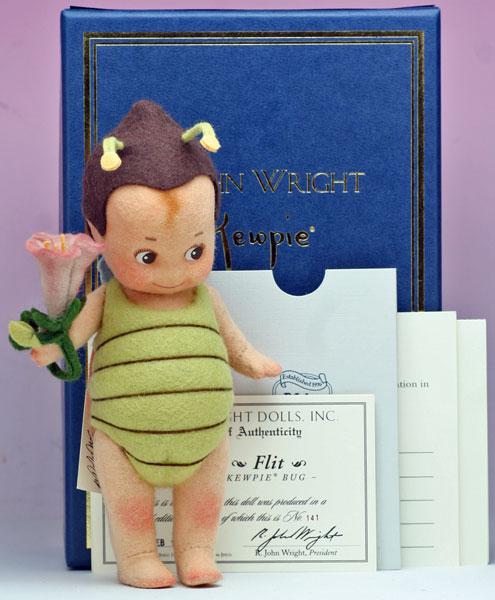 フリット・キューピー・バグ Flit Kewpie Bug