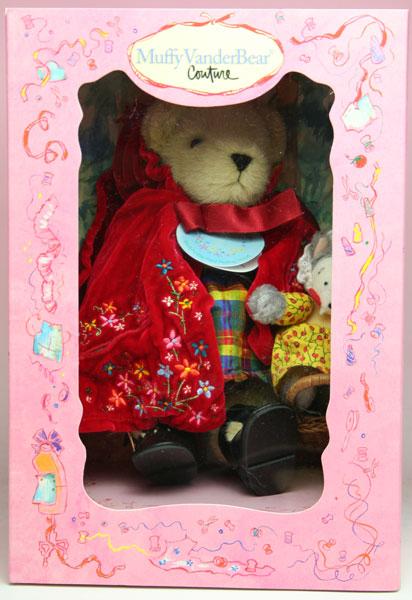 赤ずきん Muffy Little Red Riding Hood